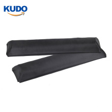 In stock 19'' cheap kayak roof rack pads with custom logo for surfboard paddle boards