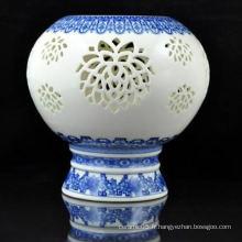 Ombre à lampe en porcelaine, store en céramique en gros