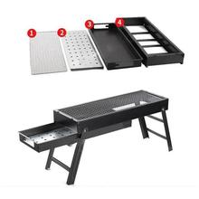 Gril barbecue portable jetable