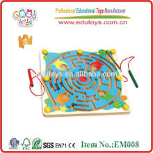 Educational Wooden Maze Game for gifts