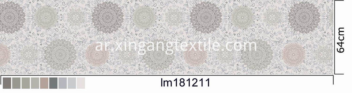 XINGANG BEDDING FABRIC (232)