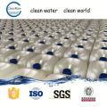 Caucho producto tratamiento de aguas residuales desodorante de caucho control de olores