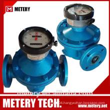 Oval gear mechanical flowmeter MT100OG