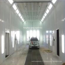 Cabine de peinture de camion industriel peut personnalisé