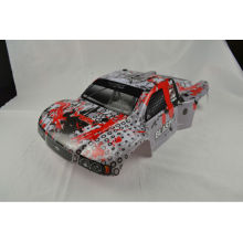 body for 1/10 scale short course, hot sale shell