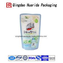 Levántate Bolsas de plástico detergente Embalaje