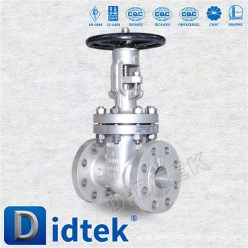 Importer et distribuer la soupape à clapet industrielle de la tige montante de Didtek pour l'énergie nucléaire