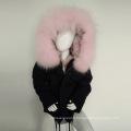 Veste en hiver pour enfant Winter Kid avec fourrure en fourrure