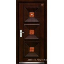 Steel Wooden Door (LT-309)