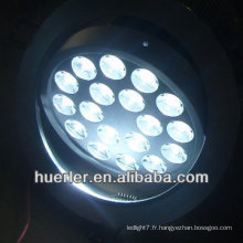 18w down light spring 110v 220v 100-240v 18 leds