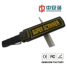 Detector de metales portátil recargable Detectores de metales de inspección ferroviaria