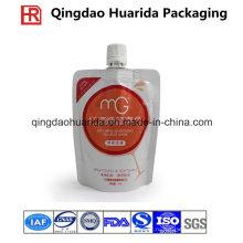 Мешок spout для жидкостной маска/косметический Упаковывая мешок