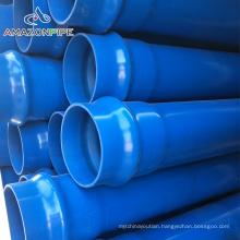 2 inch  blue pvc pipe flexible 75mm pvc pipe greenhouse