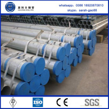 Оптовые Китай круглые оцинкованные стальные трубы