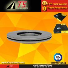 Disc brake rotor for Hyundai Accent brake disc OEM 51712-1R000
