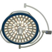 Equipamento médico da sala de cirurgia led luz cirúrgica