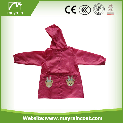 Winter PVC Kids Jacket