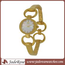 Einfach aber heiß verkaufen Armbanduhr alle Edelstahl-Uhr