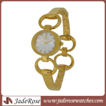 Simple But Hot Sell Bracelet Watch All Stainless Steel Watch