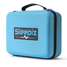 SHBC EVA Carrying Case Portable Storage Box, Waterproof Hard Protective Shockproof Bag