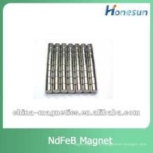 Неодимовые магниты цилиндра редкой земли для микроволновой связи