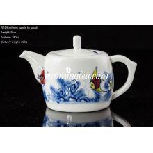 Peces de Natación en Ocean Tea Pot 280cc
