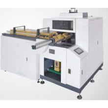 Máquina automática da pressão da caixa do vinho da bolha de ZX-320