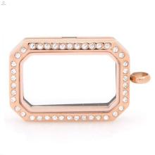 Fairy door locket pendant, open hanuman locket