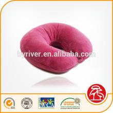 Aloe Vera Luxe U forma Hotel memória travesseiro de espuma