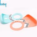 Wholesale Waterproof Wearable Soft Silicone baby bibs