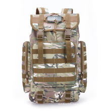 40L 50L Camouflage Outdoor Military Backpack Bag Travel Camping Tactical Backpack