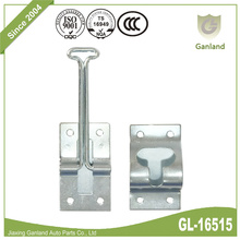 4 Inch Steel T-Style Pintu Musim Semi Loaded
