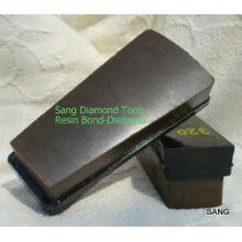 L140 Diamond Abrasive Fickert, Diamond Fickert for Polishing (SA-040)