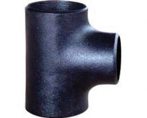 Acero al carbono Gost Standard Reducer Tee