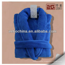 hotel quality long elegant flannel robes for sale