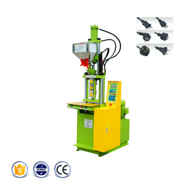 Standard Plastic Plug Cable Injection Moulding Machine