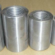 Coupleurs filetés de Rebar en acier de matériel de construction / connecteurs / douilles