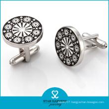 Hot Luxuries Silver Cufflinks (SH-BC0017)