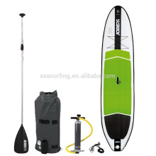 2016 tamanho personalizado stand up paddle board inflável