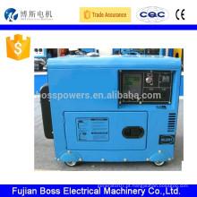 5KW gerador de energia portátil diesel home