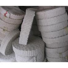 Ruban d'amiante pour matériaux isolants thermiques