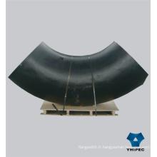 Fittngs de tuyau d'acier au carbone sans couture de soudure de bout (coude)