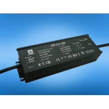 24V 100W 0-10V dimmable Waterproof Power Supply