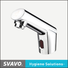 Bathroom Sensor Faucet Chrome Color Faucets (V-AF5013)