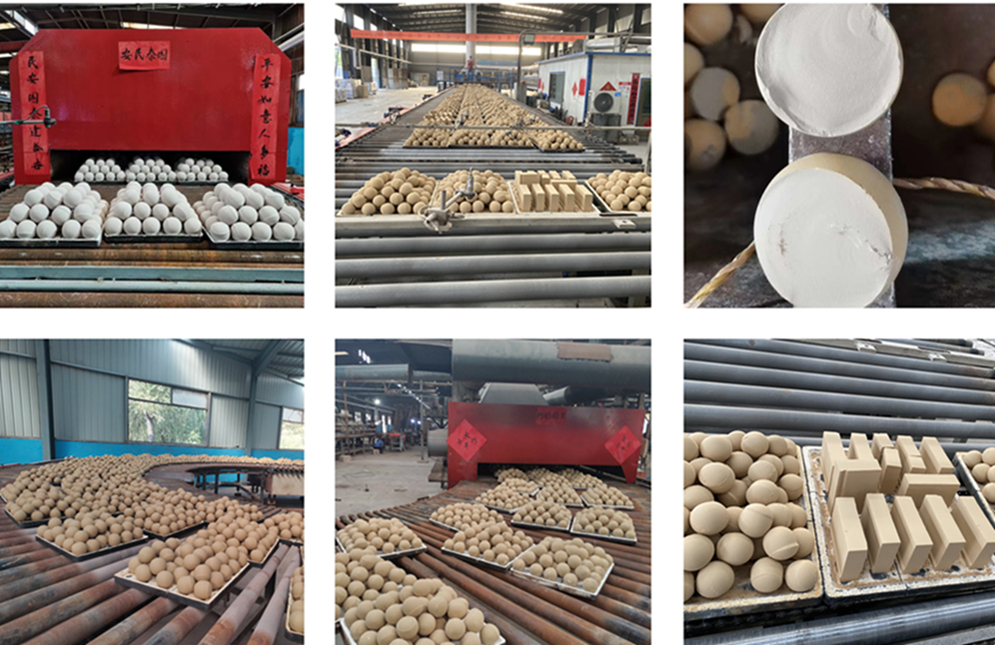 68% Grinding Ball for Ball Mill