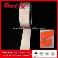 hoch sichtbare Farbe reflektierenden Stoff Klebeband Hersteller