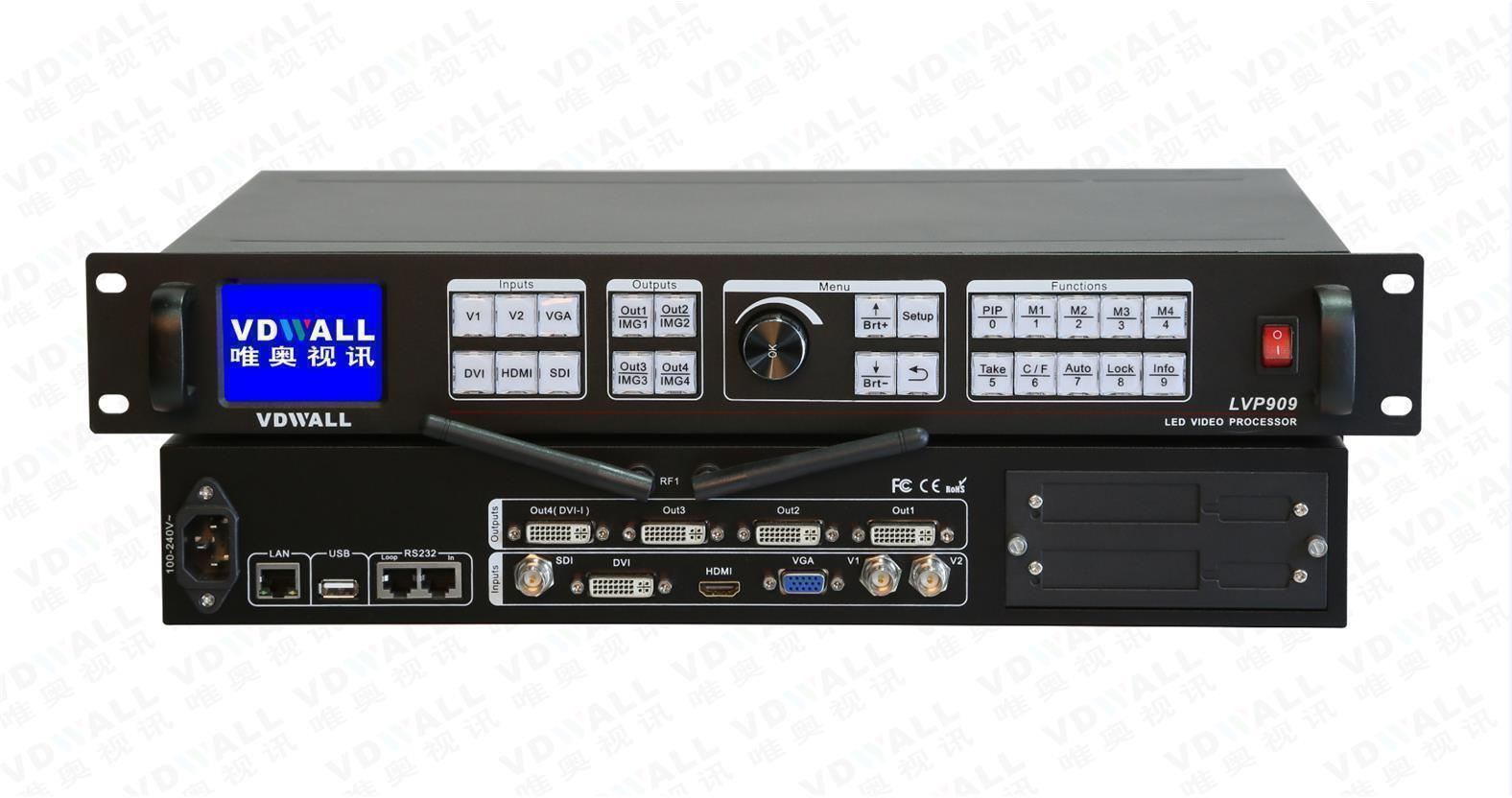 LVP909 LED display Video Processor
