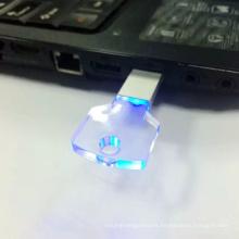 Car Key Glass USB Flash Drive