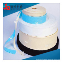 Banda superior de algodón y cinta de algodón y algodón
