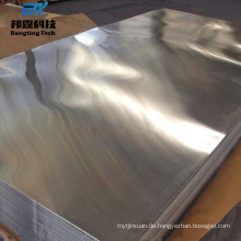 Neues Design 1060 gute Zugfestigkeit Dicke Farbe T-Slot Platte Aluminium mit niedrigem Preis